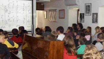Glazbena učionica